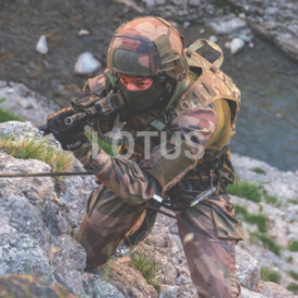 Tactical Rappelling Gear Kit