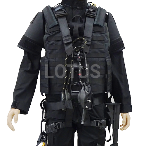 Tactical Rappelling System